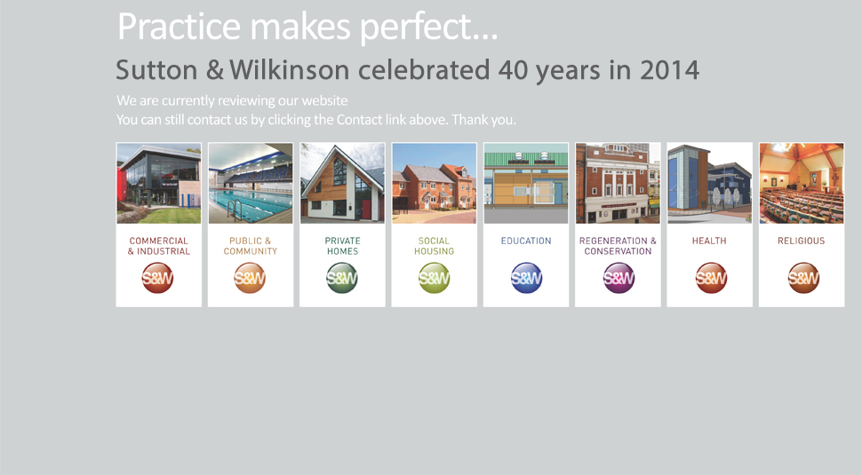 Sutton & Wilkinson Chartered Architects Staffordshire